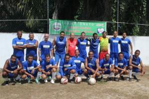 Final do 3º Campeonato de Futebol do Sincotelba