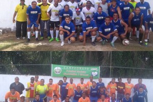 2º rodada do 3º Campeonato de Futebol do Sincotelba/GRECOS