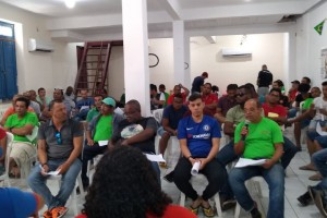 9º Encontro de Delegados do Sincotelba