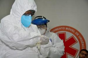 Suspeita de contaminação pelo Covid-19 assusta trabalhadores do TECA