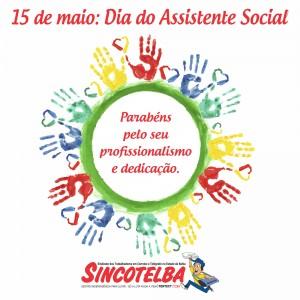 15/05 Dia do Assistente Social