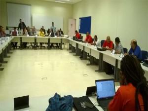 Sincotelba participa da primeira reunião de negociação com a ECT