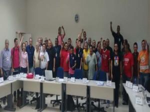 FENTECT reúne com sindicatos de todo o País e define Dia Nacional de Greve