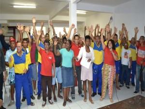 Campanha Salarial foi avaliada em assembleias e delegados para a Plenária Nacional da Fentect foram eleitos