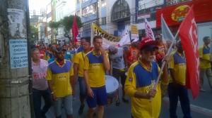Trabalhadores saem vitoriosos da greve
