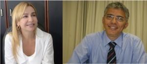 Andrea Mendonça e Ney Campello são os novos vices-presidentes do Correios