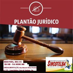 Atendimento Jurídico em Feira de Santana começa dia 25