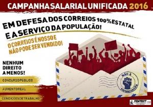 Trabalhadores (as) unidos (as) em Ato Nacional Contra a Privatização
