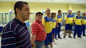 Eleições para escolha de delegafos sindicais por local de trabalho