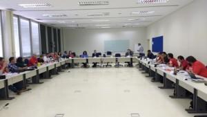 Presidente dos Correios planeja golpe aos ecetistas em reunião do comando de negociações em Brasília