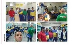 Sincotelba amplia discussão contra privatização dos Correios no interior da Bahia