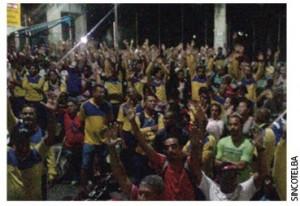 Sincotelba faz história realizando 7 assembleias na Bahia
