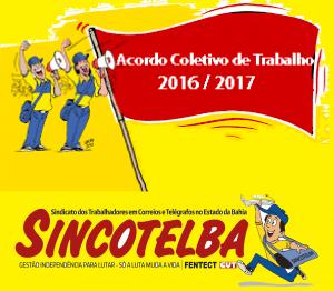 Fentect assina acordo coletivo de trabalho 2016/2017