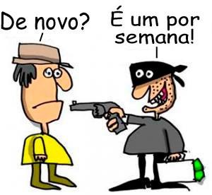Bandidos armados invadem AC-Amélia Rodrigues e roubam pertences de funcionários e clientes
