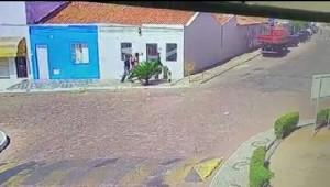 Sem vigilantes primeiro caso de assalto foi registrado no interior da Bahia