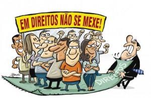 A pressão dos trabalhadores obriga a ECT retornar as negociações no dia 12 de setembro