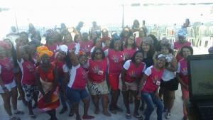 9º Econtro estadual das mulheres  ecetistas da Bahia 2015