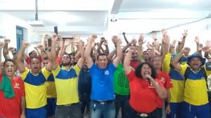 Trabalhadores da Capital e do interior aprovam o Estado de Greve - Greve dia 19/09