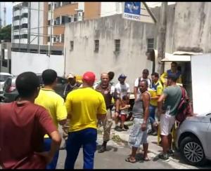 Greve Cabula: Gestão de outra unidade interfere na greve e chama a polícia contra os trabalhadores