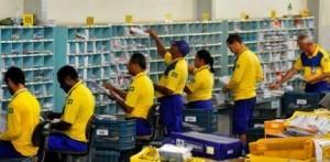 Ministério Público do Trabalho determina que Correios faça o desligamento dos que não foram contratados por concurso