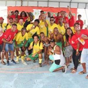 CDD Frederico Pontes é campeão do 2° campeonato de futebol do Sincotelba