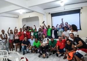 Sincotelba realiza curso de formação sindical