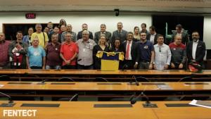 Campanha Salarial 2018/2019 – Comando de negociação participa de eventos que acontecem em Brasília