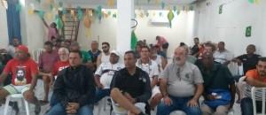 O 8º Encontro de delegados do Sincotelba aconteceu no dia 07/07