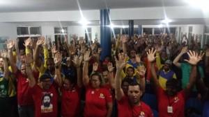 Trabalhadores mantêm estado de greve e rejeitam proposta da empresa