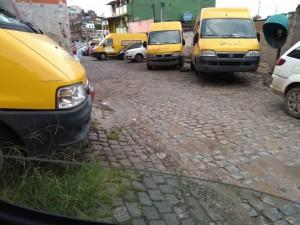 Veículos sucateados compromete serviços dos Correios em Ilhéus e região