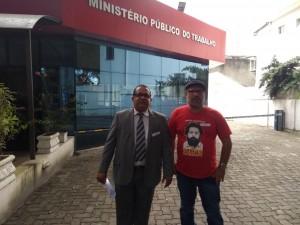 Sindicato entra com pedido de intermediação no Ministério Público