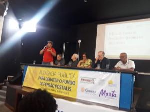 Rombo do Postalis foi discutido na Câmara dos Vereadores de Salvador