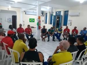 Estratégias são traçadas durante reunião da DDA na sede do Sincotelba