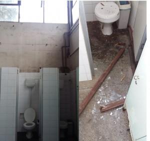 Trabalhadores do Complexo Pirajá sofrem com o descaso na manutenção das unidades