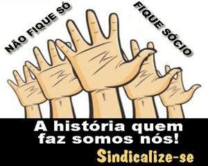 Seja associado do Sincotelba e garanta a continuidade do trabalho sindical