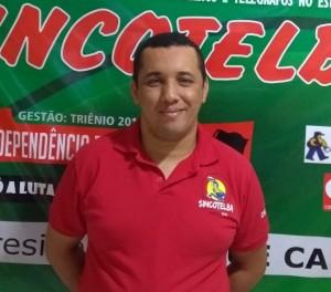 Editorial Presidente do Sincotelba, Josué Canto