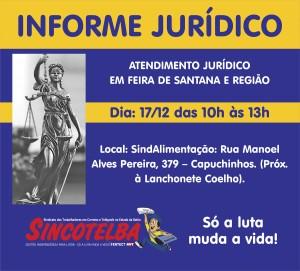 Atendimento jurídico em Feira de Santana e região