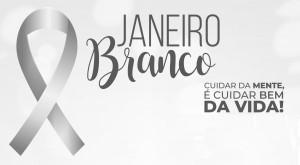 'Janeiro Branco' alerta para a importância da saúde mental