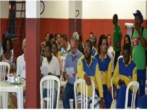 Bahia elege seus representantes para o XVIII Encontro Nacionalde Mulheres e XII Contect