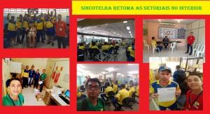 Sincotelba retoma as setoriais no interior e realiza mais dois plantões jurídicos