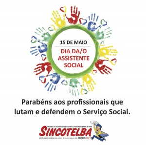 Dia do(a) Assistente Social