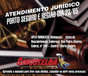 Atendimento Jurídico em Porto Seguro e Região