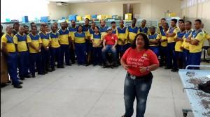Sincotelba mobiliza base em setoriais contra a privatização