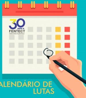 Calendário de Lutas para a Campanha Salarial 2019/2020 é tirado no 35º CONREP