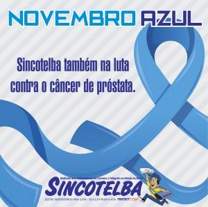 Novembro Azul – Campanha alerta sobre o risco de câncer de Próstata