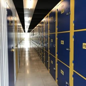 Falta de armários no CCE gera insegurança entre os funcionários