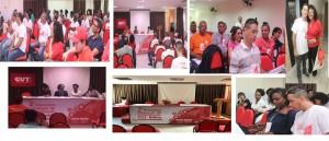 Sincotelba participa do 2º Encontro Estadual de Comunicação promovido pela CUT/BA