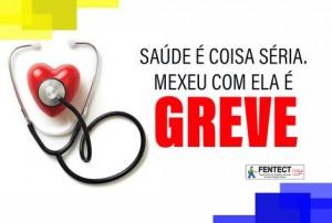 FENTECT chama greve para o dia 30 em defesa do Plano de Saúde